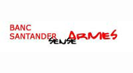 Banc Santander sense armes
